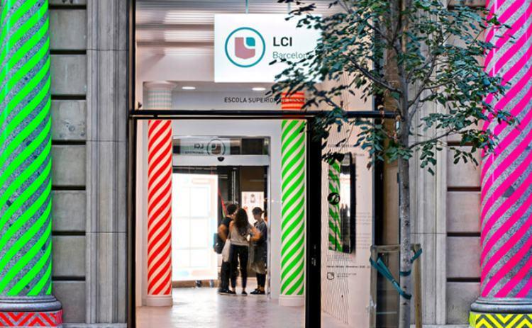 escuela moda barcelona LCI