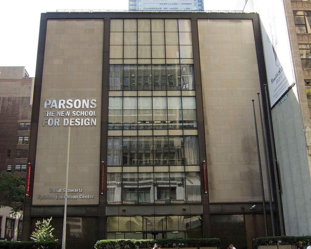 universidad moda Parsons School of Design