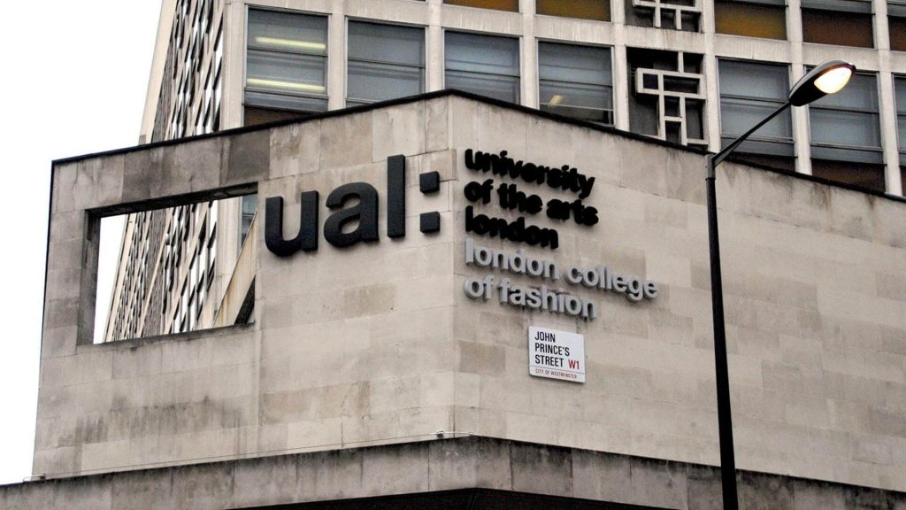 universidades London College of Fashion
